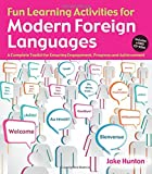 Fun Learning Activities for Modern Languages