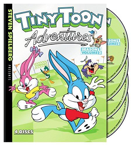 Tiny Toon Adventures: Season 1 V.2 (4pc) [DVD] [Region 1] [NTSC] [US Import]