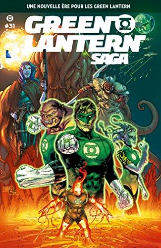 Green Lantern Saga 31