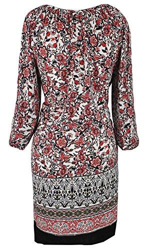 Peach Couture -  Vestito  - linea ad a - Donna Coral