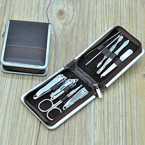 PRIMI Travel Fellpflege Kit Persönlichen Gebrauch und ergonomische Werkzeug Nägel Nagelknipser