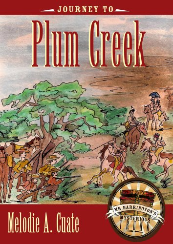 Colonial Trunk (Journey to Plum Creek (Mr. Barrington's Mysterious Trunk, Band 6))
