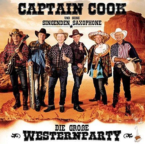 Die Groe Western-Party - Western Cover