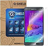 Best Note 4 Tempered Glasses - Galaxy Note 4 Screen Protector, GizzmoHeaven [G-Shield] Tempered Review