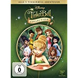 Tinkerbell Collection - Alle 5 Tinkerbell Abenteuer