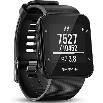 Garmin Forerunner 35 – Montre GPS de Course à Pied Connectée Cardio Poignet - Noir