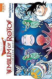 Dragon Quest - Emblem of Roto Edition simple Tome 14