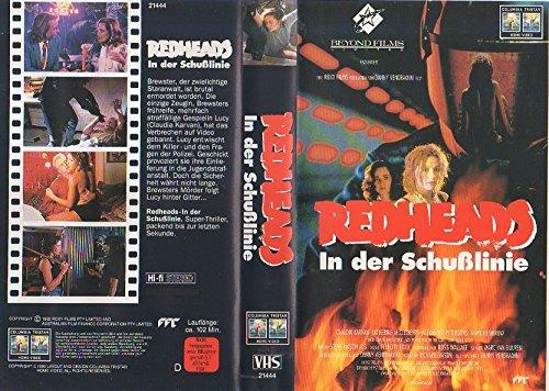 Redheads - In der Schußlinie [VHS]