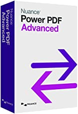 Nuance Power PDF Advanced   Creator Editor Converter   1PC   Lifetime License   (Email Delivery - No CD)