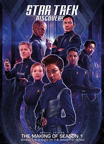 Star Trek Discovery: The Official Companion por Titan