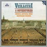 Veracini-5 Ouvertures-Musica A