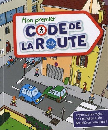 Mon premier code de la route de Fournier. Sophie (2012) Relié
