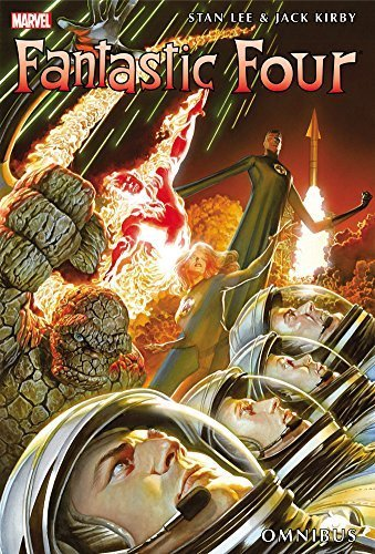 Fantastic Four, The Omnibus Volume 3 (The Fantastic Four Omnibus) by Stan Lee (2015-05-05)