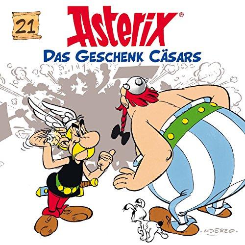 Asterix (21) Das Geschenk Cäsars - Karussell 2016