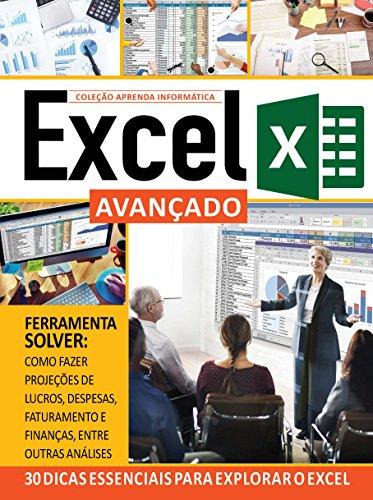Coleção Aprenda Informática Excel Ed.03 Avançado (Portuguese Edition)