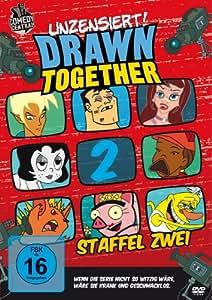 Drawn Together - Staffel zwei [2 DVDs]