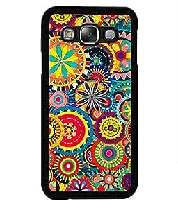 Crazymonk Premium Digital Printed Back Cover For Samsung Galaxy Core Prime