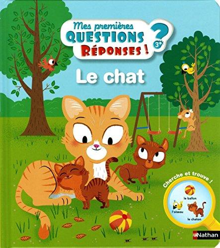 Le chat - Mes premières questions/réponses - doc dès 3 ans (2)