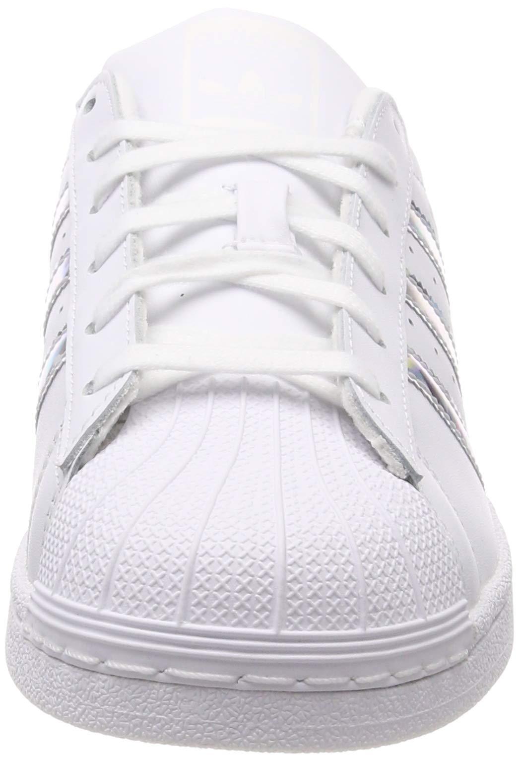 adidas Superstar J, Scarpe da Ginnastica Unisex-Bambini 4 spesavip