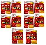 all-around24® 6 bis 20-erPack Wärmekissen Werunia GmbH selbstklebend