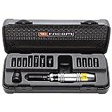 FACOM 1/2 Zoll Hand-Schlagschrauber Sortiment, 13 Teiligim Kasten, 1 Stück, NS.263M