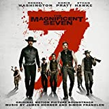 James Horner: Die Glorreichen Sieben - The Magnificent Seven (Audio CD)
