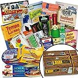 Ostpaket mit DDR Spezialitäten | Geschenk zu Weihnachten für Freundin
