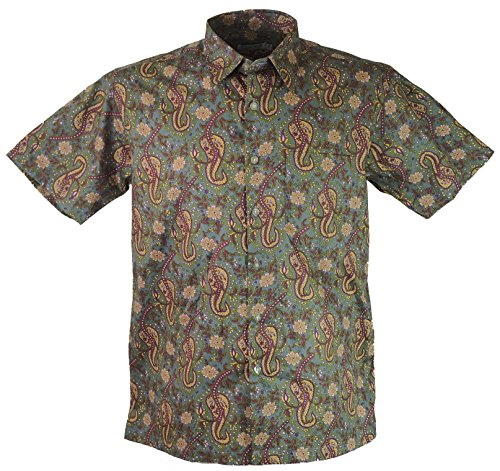 Hippiehemd, Hemd / Männerhemden Mehrfarbig