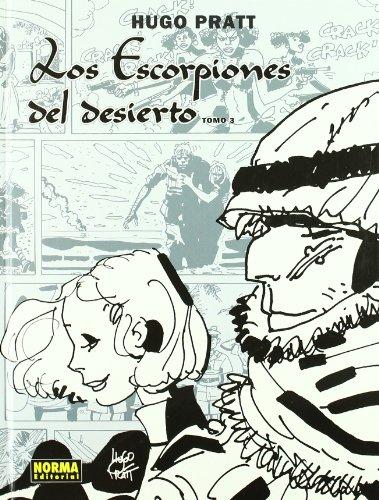 LOS ESCORPIONES DEL DESIERTO 03: BRISE DE MER