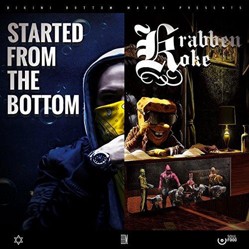 Started from the Bottom / KrabbenKoke Tape (Ltd. Schwammconnection Boxset)