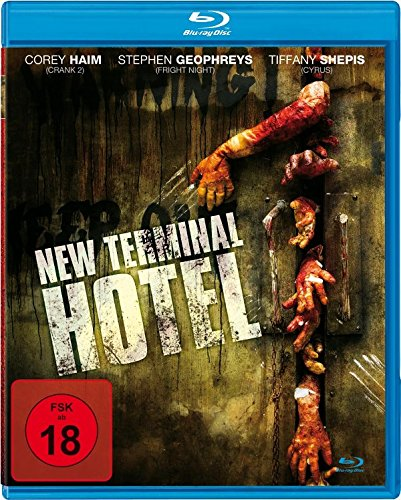 New Terminal Hotel (Blu-ray)