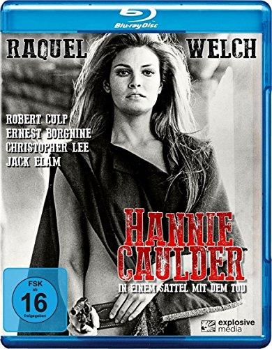 Hannie Caulder - In einem Sattel mit dem Tod (Neuauflage) (Blu-ray)