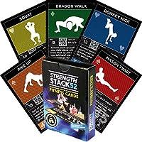 Schede di esercizio: Forza Stack 52Peso corporeo