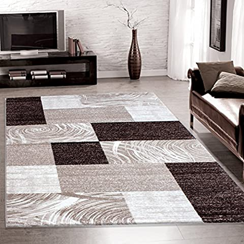 Modern designer Teppich_Wohnzimmer, Gästezimmer, Jugenzimmer Teppiche_PARMA9220_, Maße:80x150 cm, Parma Farbe:9220