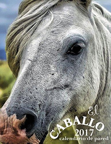 El Caballo 2017 Calendario de Pared (Edicion España) por Aberdeen Stationers Co.