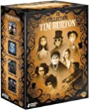 La Collection Tim Burton - Charlie et la chocolaterie + Les noces funèbres + Sweeney Todd + Dark Shadows