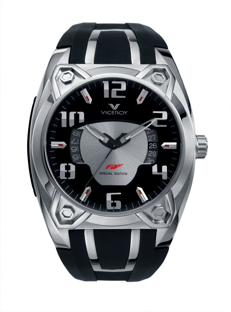 Viceroy 47609-15 – Reloj analógico de caballero de cuarzo
