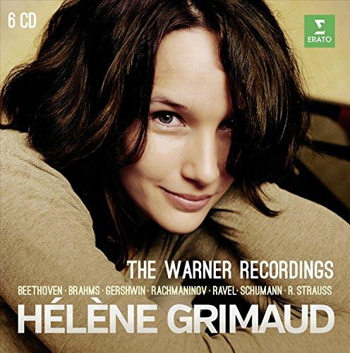 Hélène Grimaud: The Warner Recordings (Coffret 6 CD)