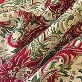 Tissu d'ameublement au mètre - Jacquard - Largeur 280 cm - Longueur au choix par 50 cm | Damassé