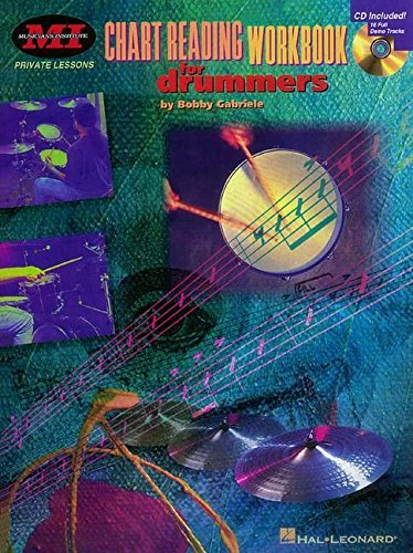 Chart reading workbook for drummers batterie+CD (Musicians Institute)