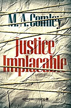 Justice implacable de M. A. Comley 61sCNfPnGCL._SY346_