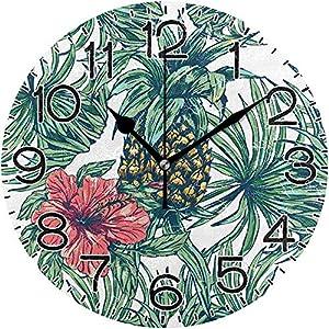 ALLdelete# Wall Clock Reloj de