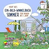 Ein-Bild-Wimmelbuch ab 1 Jahr - Sommer