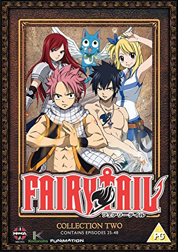 Fairy Tail: Collection Two (Epis...