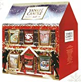 Yankee Candle Official Christmas 2015 Gift Set 12 Festive Votive House