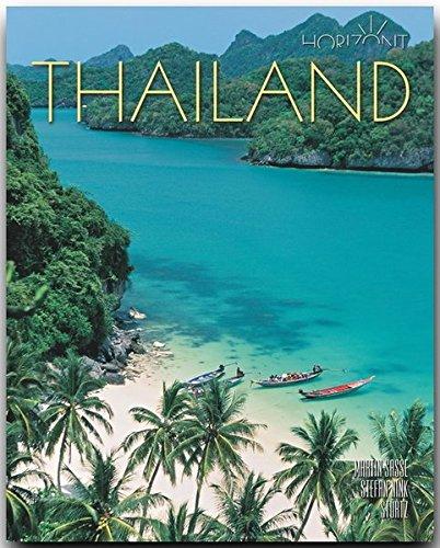 Horizont THAILAND - 160 Seiten Bildband mit über 230 Bildern - STÜRTZ Verlag