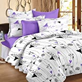 Story@ Home 186 TC 100% Cotton Double Be...