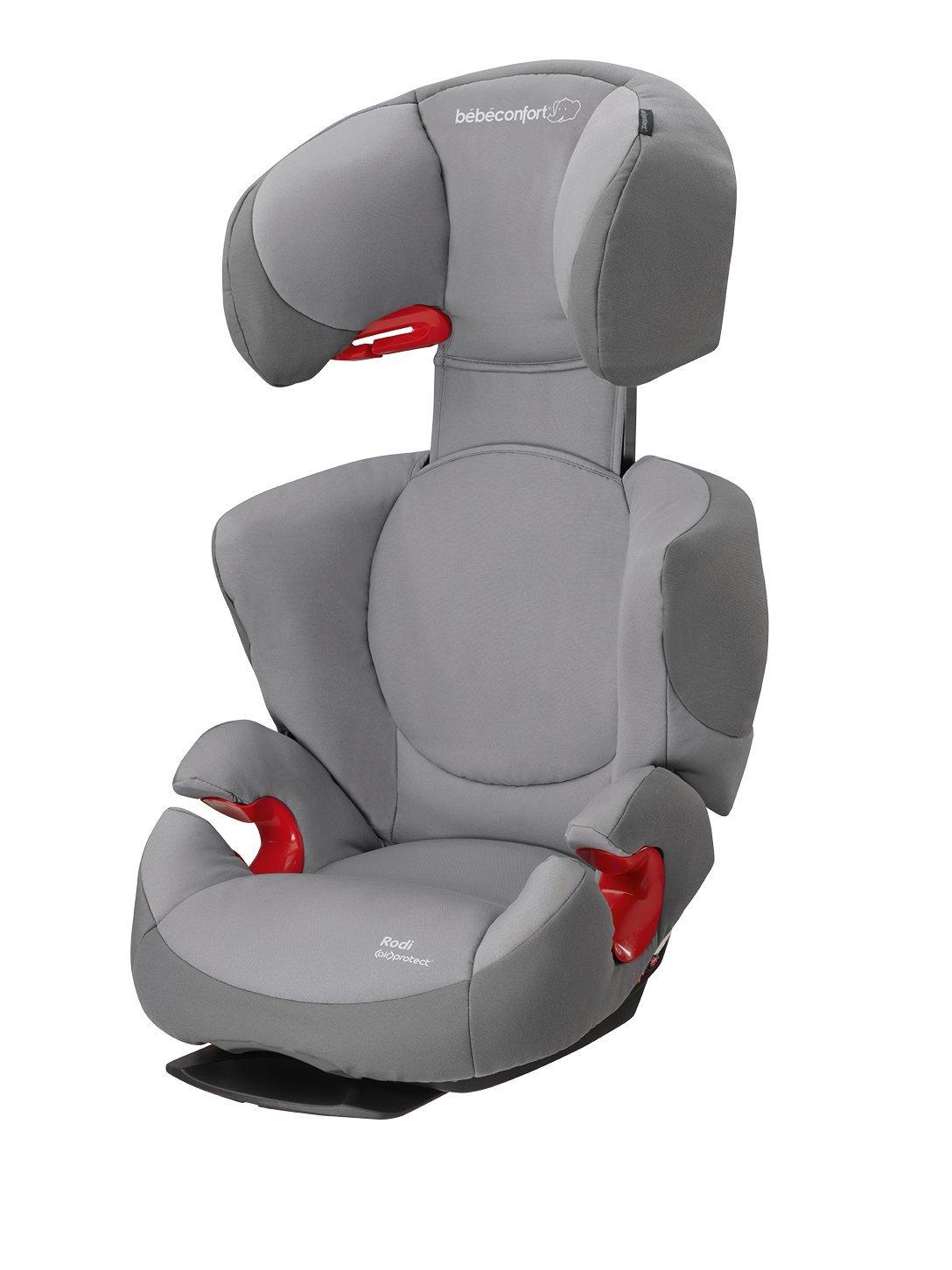 Bébé Confort 75138961 Rodi AirProtect Seggiolino auto, Gruppo 2/3 , 15-36 kg , Grigio