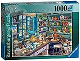 Ravensburger Puzzle, Motiv My Haven Nr 3. der Töpfer-Schuppen, 1000Teile, Englische Version