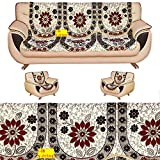 #9: FAB NATION 10 Sofa Panels for a 5 seater sofa - Multicolor sofa cover and chair cover set